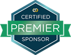 Logo for Premier Certified Sponsor