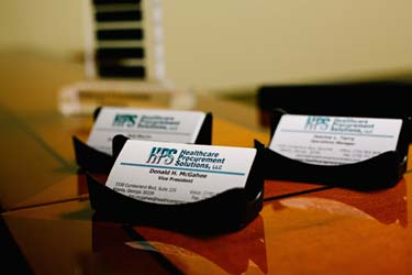 HPS Business Cards