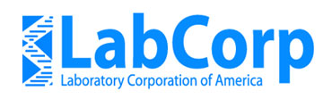 Logo LabCorp: Laboratory Corporation of America